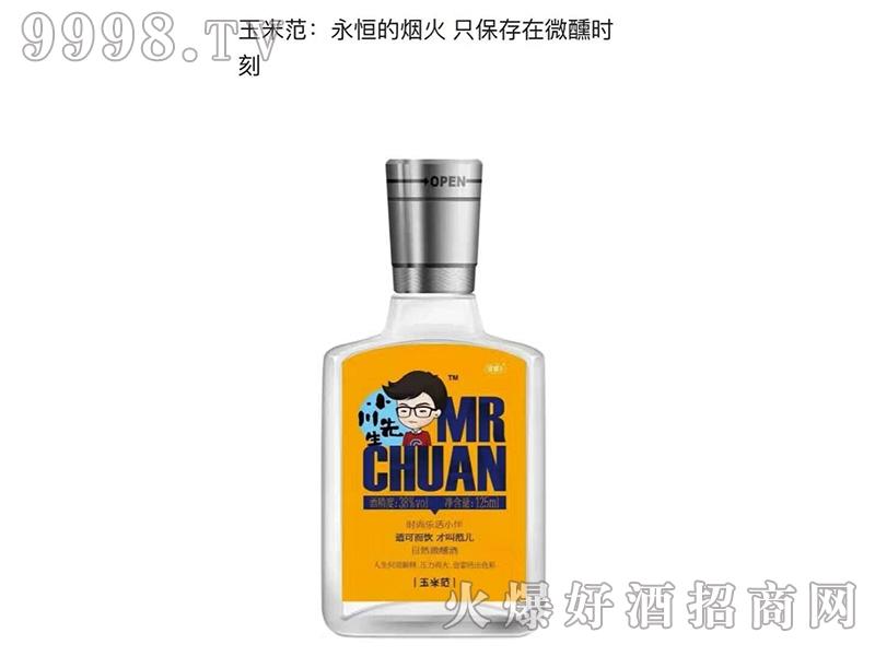 螳螂川酒・小川先生玉米范