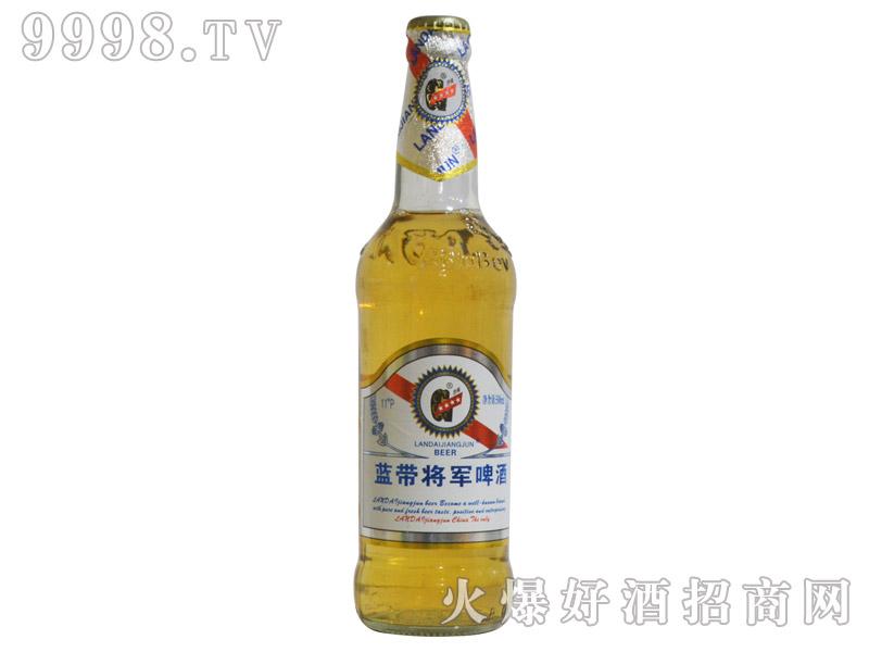 蓝带将军啤酒11°P500ml