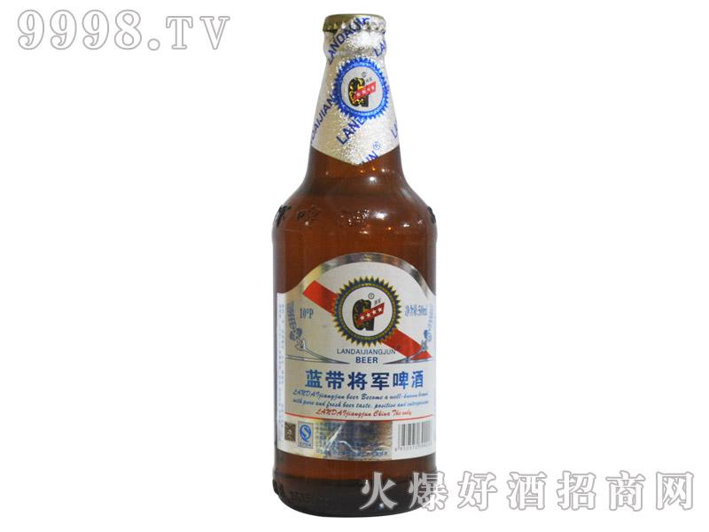 蓝带将军啤酒10°P500ml