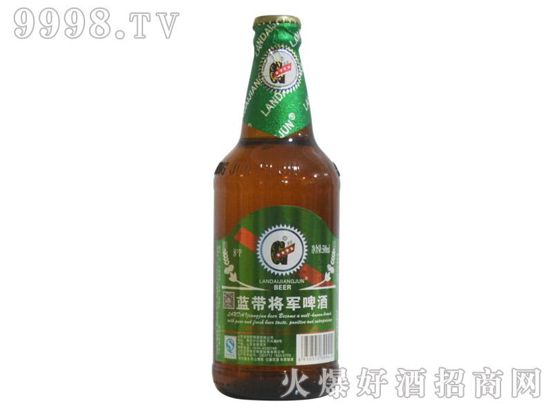 蓝带将军啤酒8°P500ml