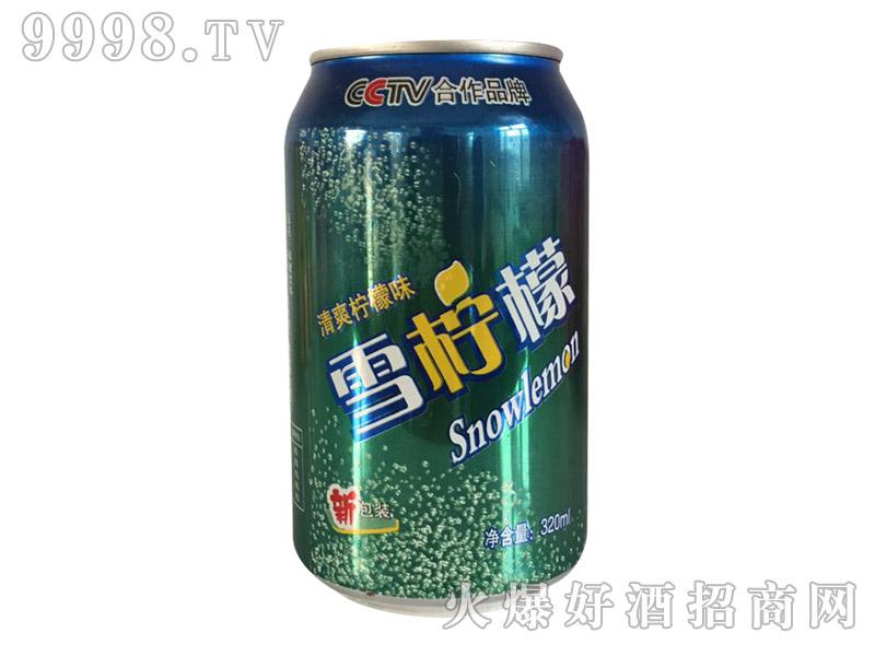 雪仔雪柠檬320ml