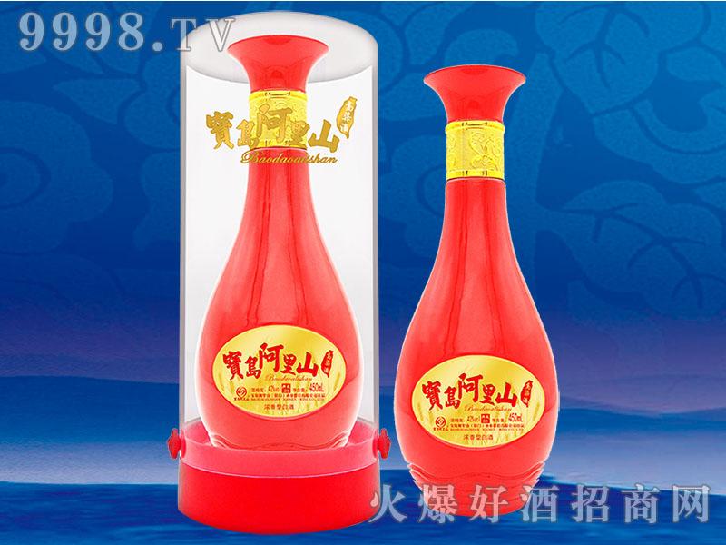 宝岛阿里山高粱酒42度450ml