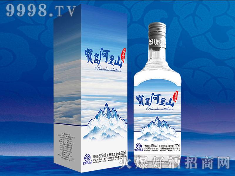 宝岛阿里山酒52度700ml
