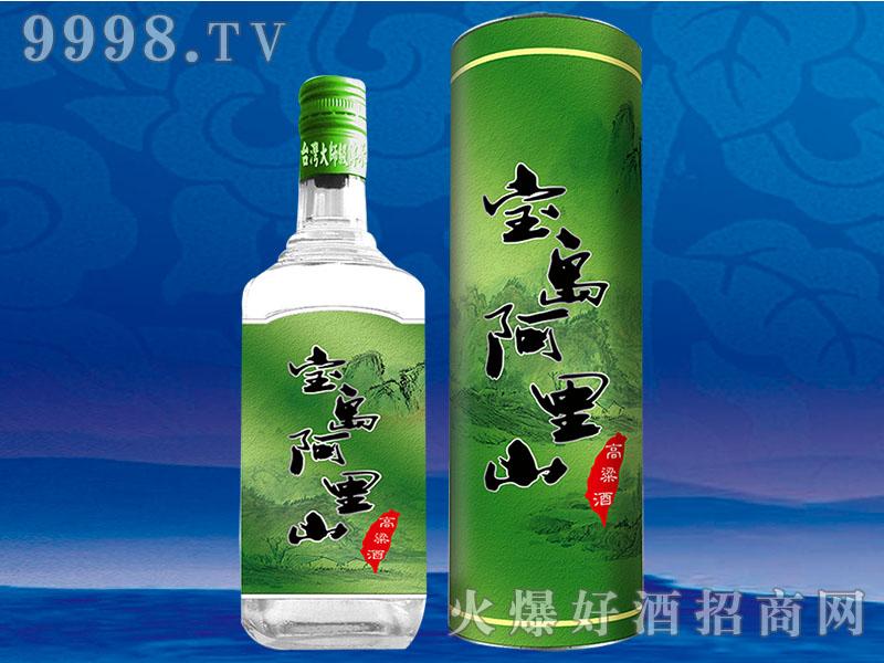 宝岛阿里山酒42度600ml绿盒