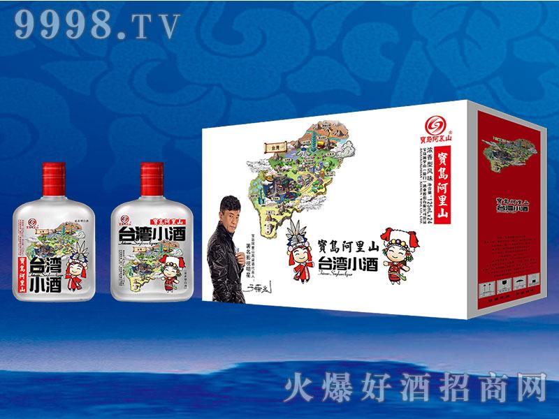 宝岛阿里山42°52°(台湾小酒)125ml