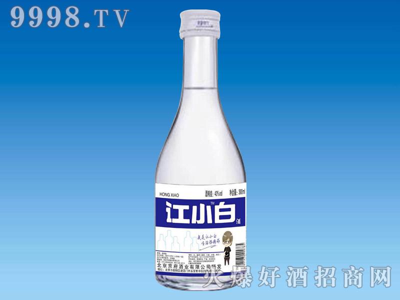 讧小白酒40°300ml