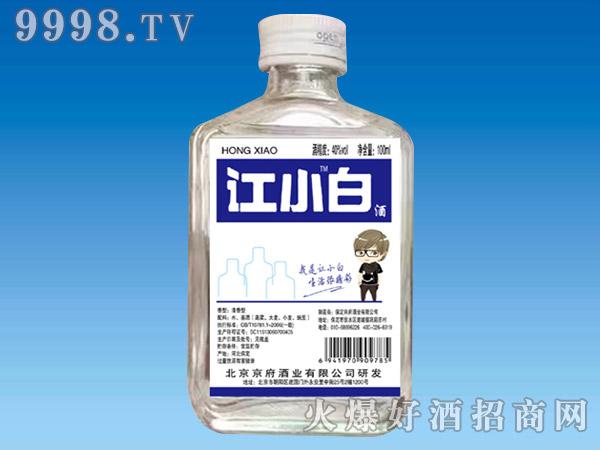 讧小白酒40°100ml