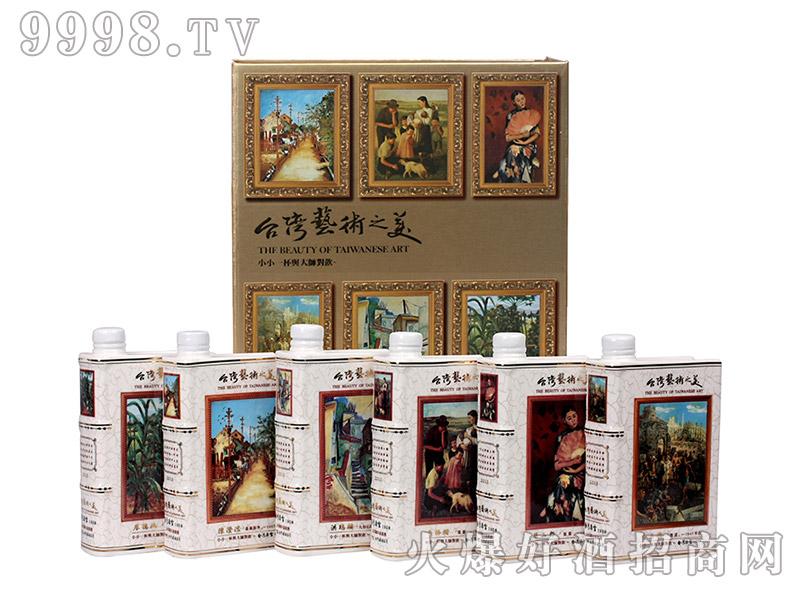玉山台湾原窖酒・台湾艺术之美500ml