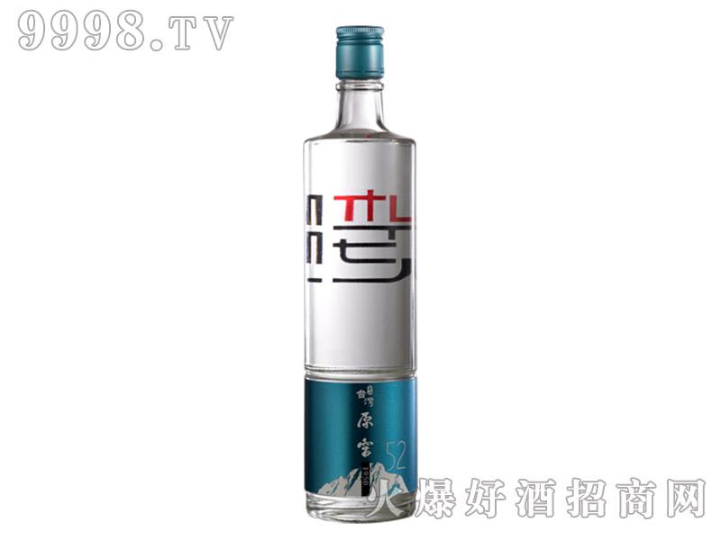 玉山台湾原窖1950高粱酒52度600ml