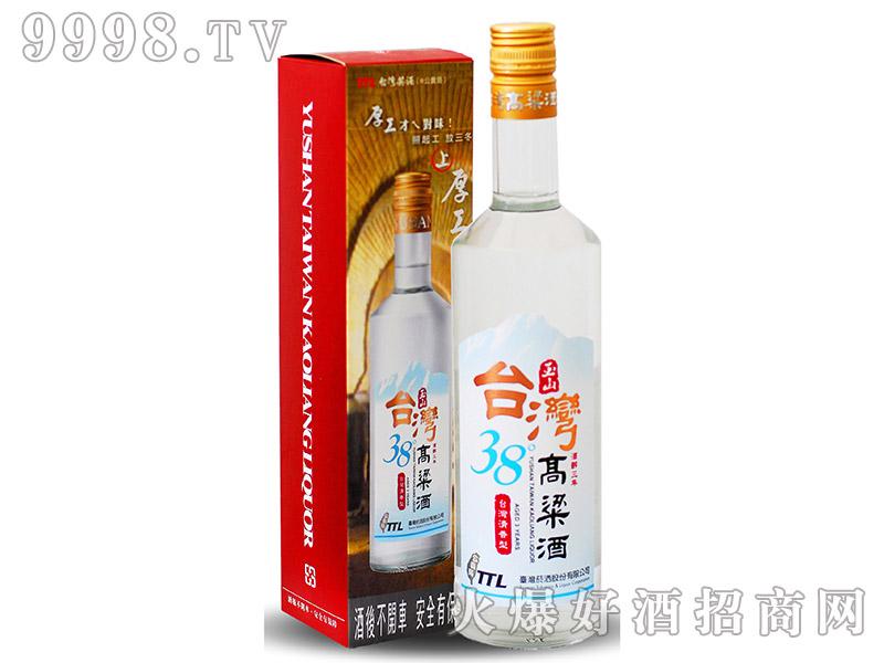 玉山台湾高粱酒38度600ml