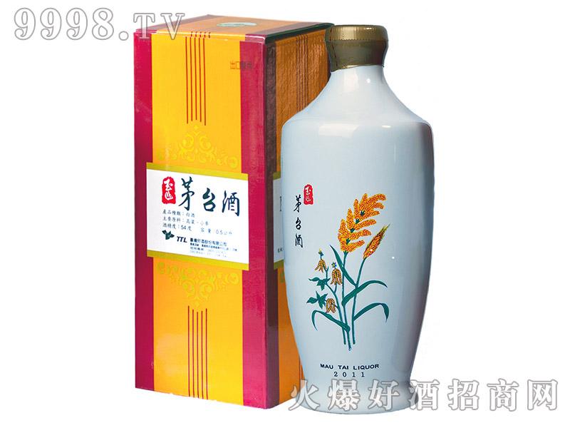 玉山台湾茅台高粱酒54度500ml(清香型)