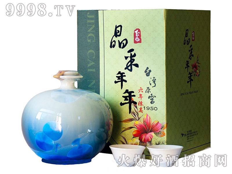 玉山台湾原窖酒・晶采年年陈高6 52度1500ml