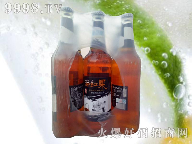 野生海红果饮品