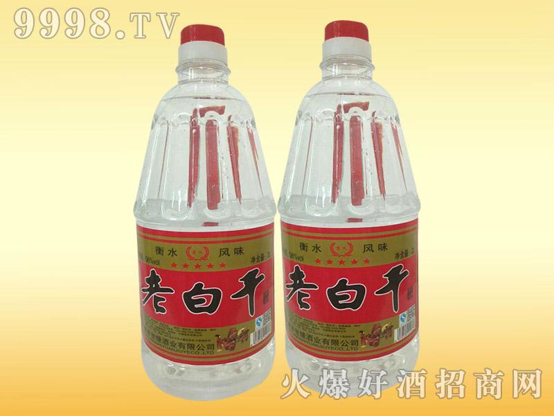 京义五星老白干酒2L