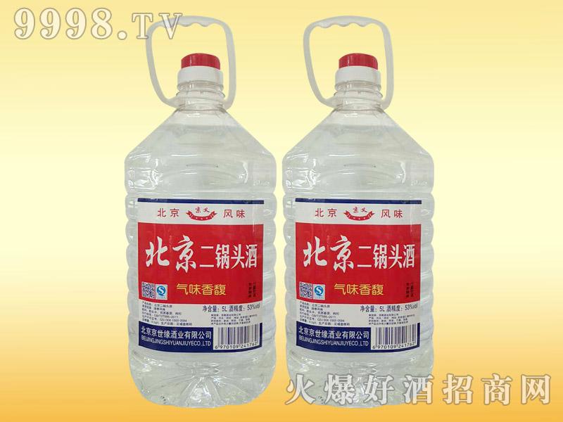 京义北京二锅头酒5L