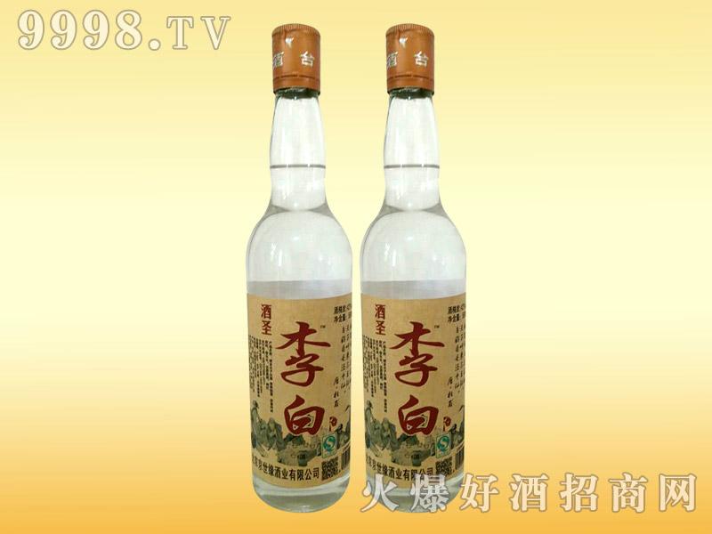 京世缘酒・酒圣李白500ml