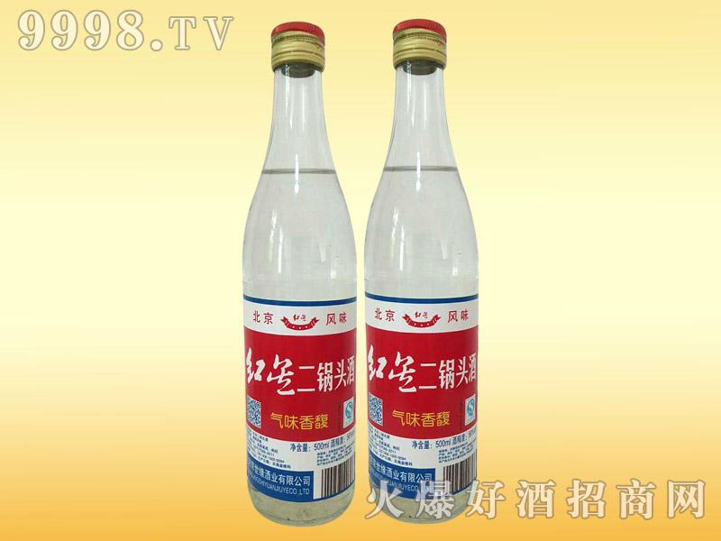 红�嵌�锅头酒500ml