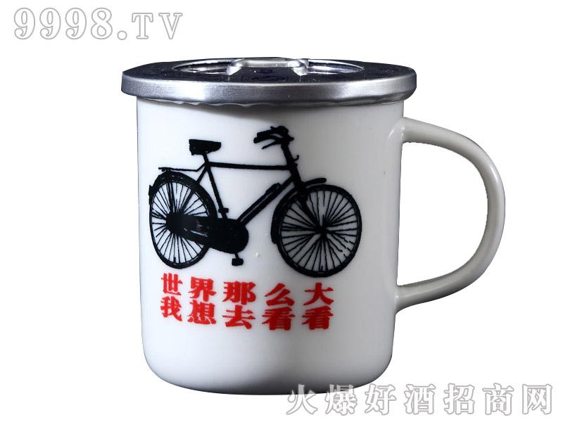 年代故事酒自行车小酒