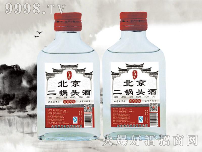 京华楼北京二锅头酒42度100ml