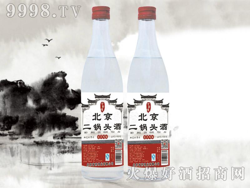 京华楼北京二锅头酒42度480ml