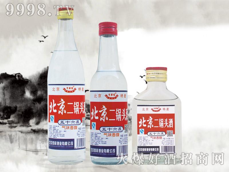 京华楼北京二锅头酒56度(气味香馥)