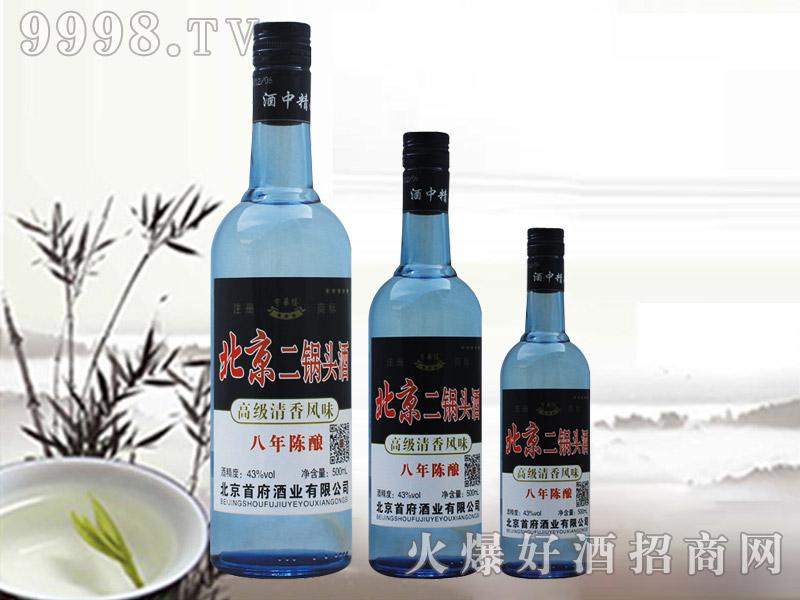 京华楼老北京二锅头酒43°