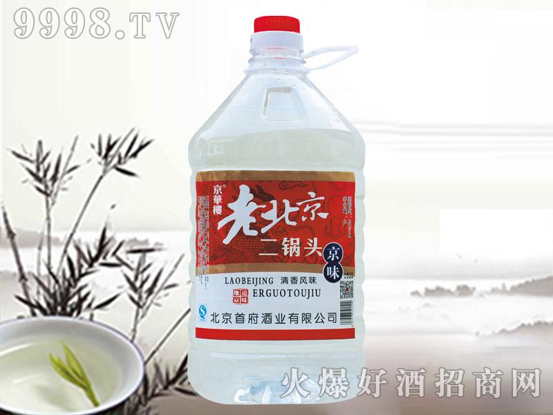 京华楼老北京二锅头酒42°4L