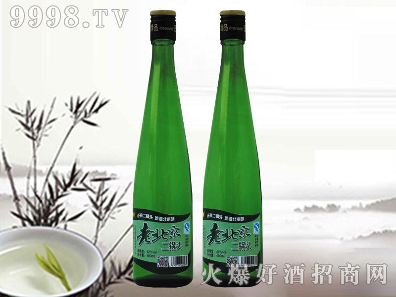 京华楼老北京二锅头酒42°(地道北京味)