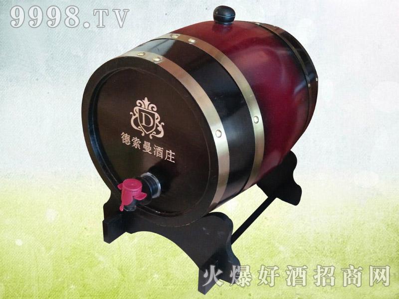 德索曼酒庄三升五升橡木桶