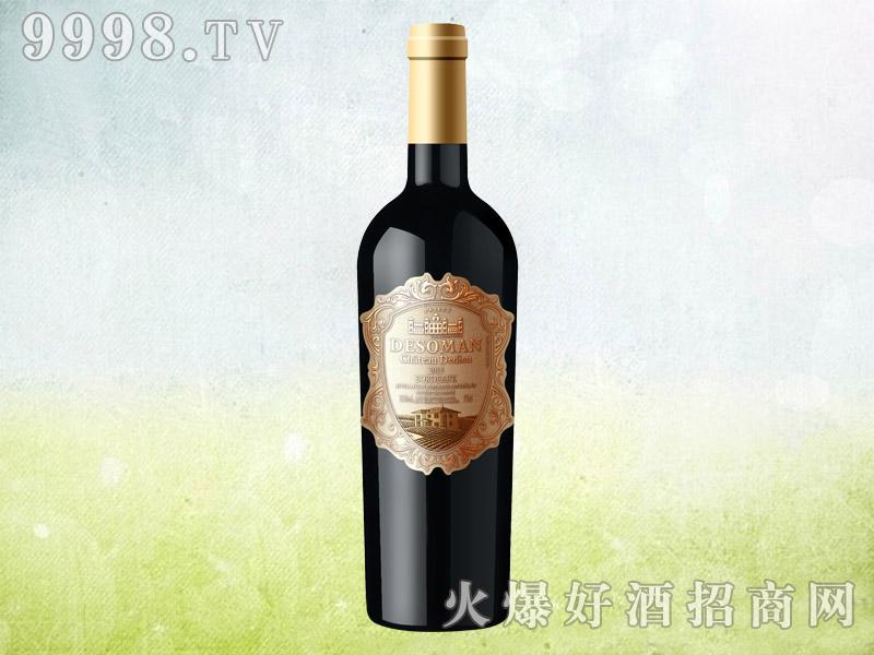 德索曼・牧师红葡萄酒