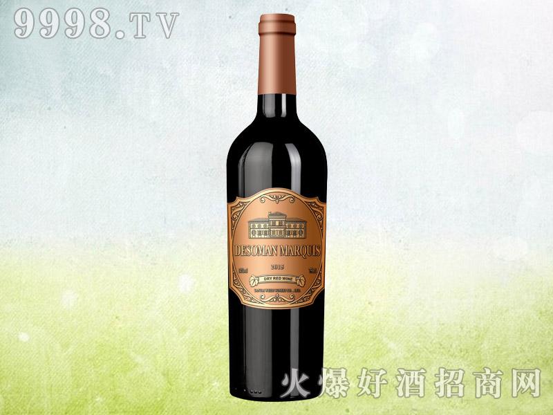 德索曼伯爵红葡萄酒