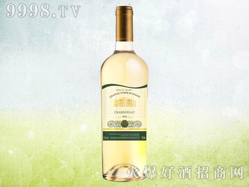 罗曼莱酒庄霞多丽干白葡萄酒
