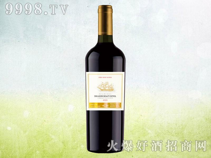 龙船颂舵手干红葡萄酒