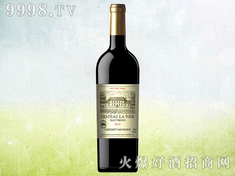 拉图尔侯伯王干红葡萄酒