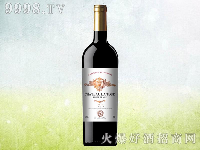 拉图尔侯伯王城堡干红葡萄酒