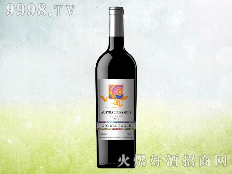 澳族金鹰干红葡萄酒