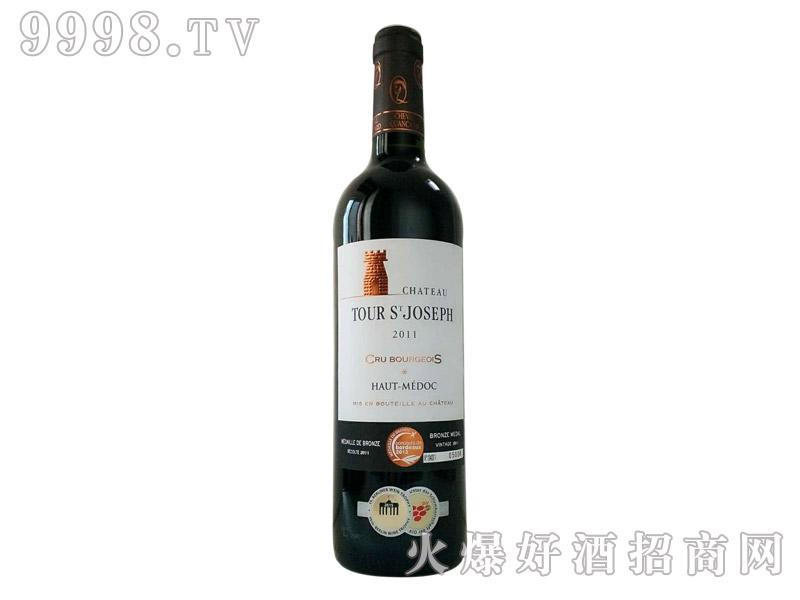 拉图菲尔城堡干红葡萄酒
