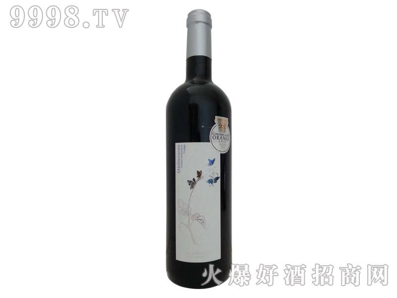 地中海干红葡萄酒
