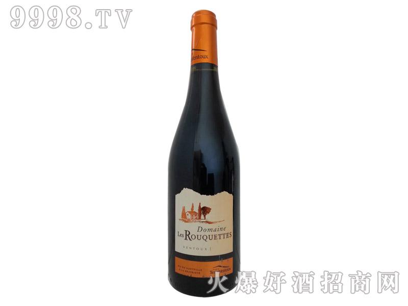 旺度庄园鲁凯特红葡萄酒