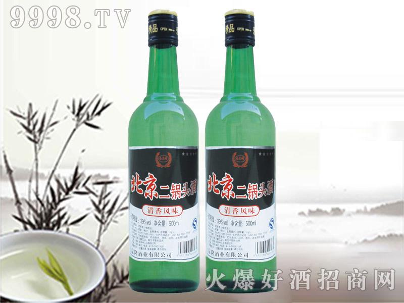 北京二锅头酒39度500ml
