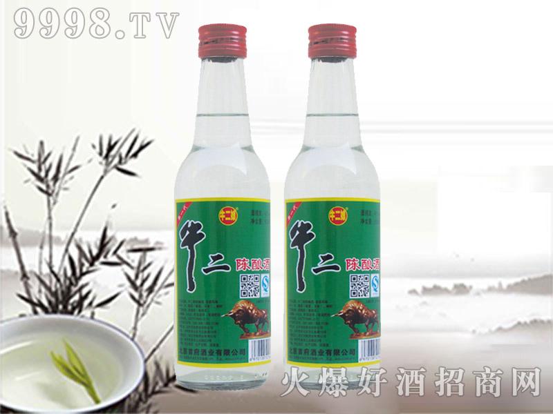 牛二娘陈酿酒42度248ml