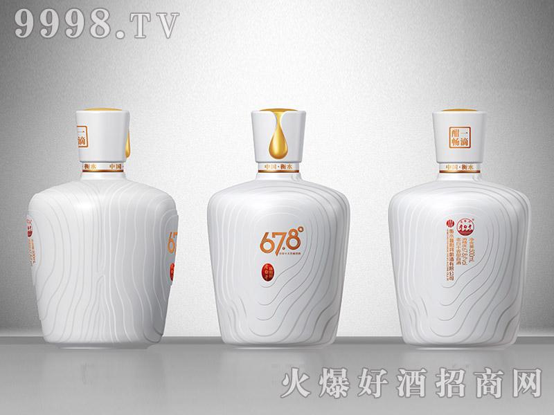 滏阳河老白干酒67.8°