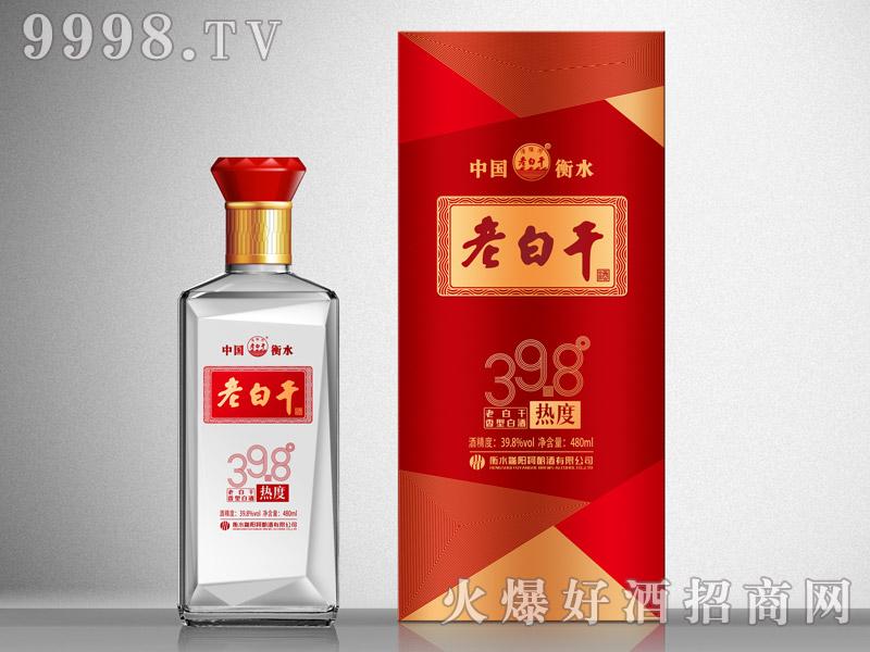 滏阳河老白干酒39.8°热度