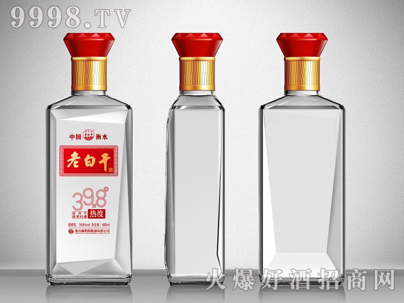 滏阳河老白干酒39.8°热度(瓶装)