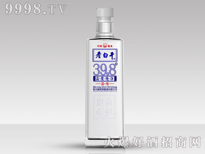 滏阳河老白干酒39.8°清纯(高度纯净)