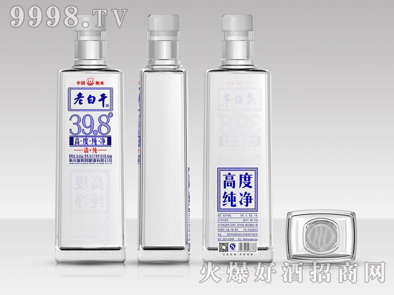 滏阳河老白干酒39.8°清纯