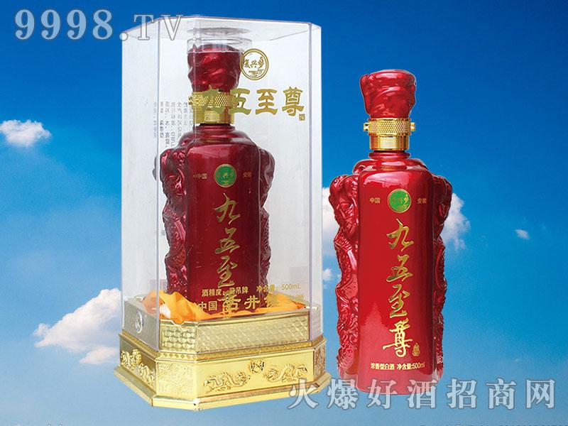 九五至尊酒(红瓶)