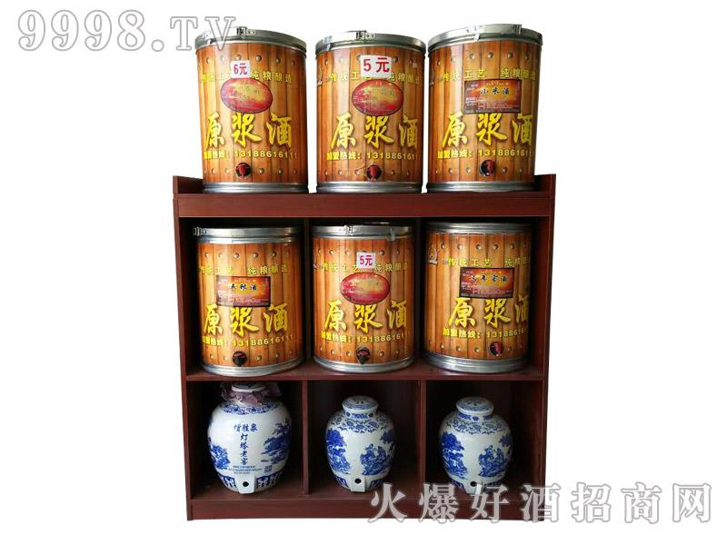 增盛泉原浆酒(纯粮酿造)