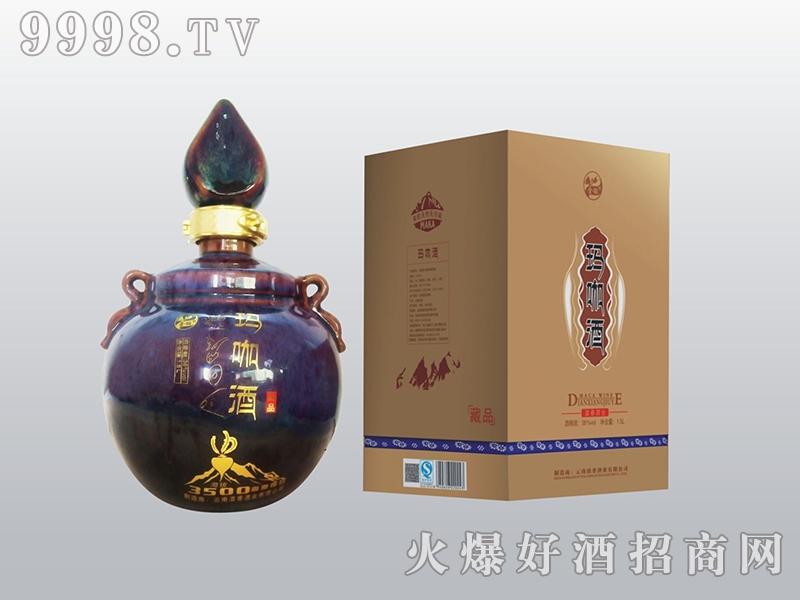 金昭玛咖酒・藏品