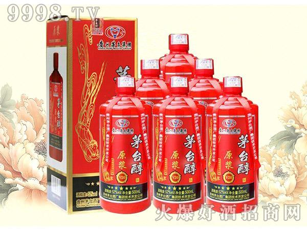 茅台醇酒原浆V20红